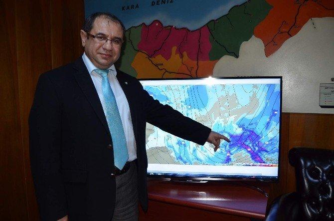 Doğu Karadeniz'de Haftasonu Şiddetli Kar Yağışı Bekleniyor
