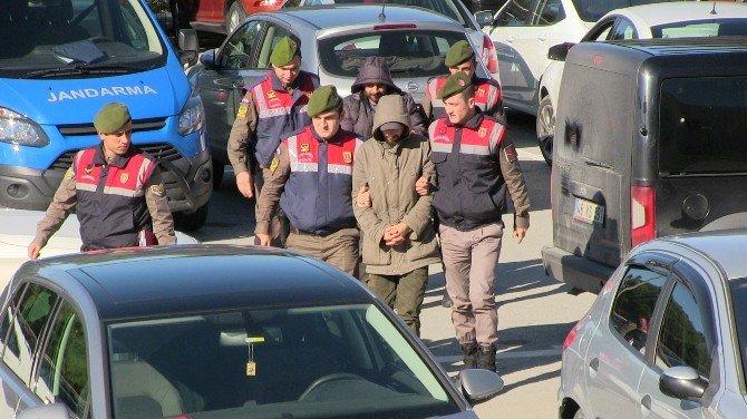 Bodrum'da 4 İnsan Taciri Jandarma Tarafından Yakalandı