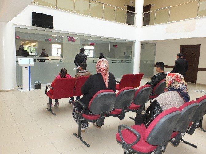 Düziçi Sosyal Yardımlaşma Ve Dayanışma Vakfı Binası Yenilendi