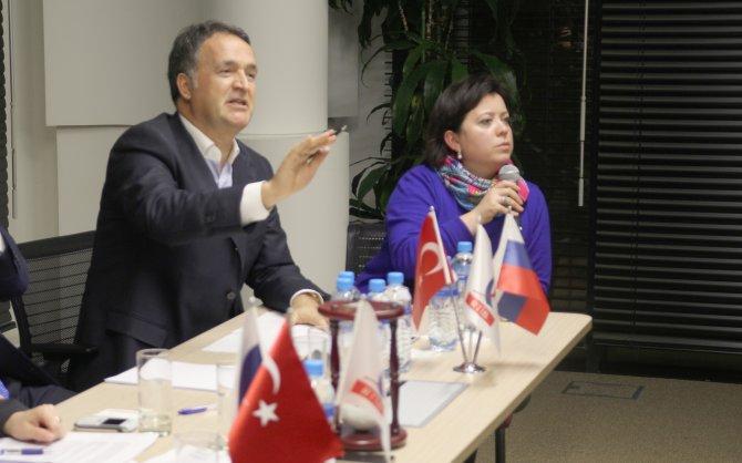 """""""Rusya'da Türk işadamları için su hâlâ bulanık"""""""