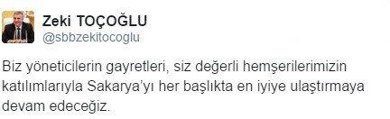 Başkan Zeki Toçoğlu TUİK'in Paylaştığı Verileri Değerlendirdi
