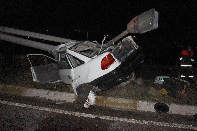 Sakarya'da Kaza: 1 Ölü