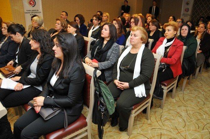 Karadenizli Kadın Girişimcilere 'Kooperatifçilik' Anlatıldı