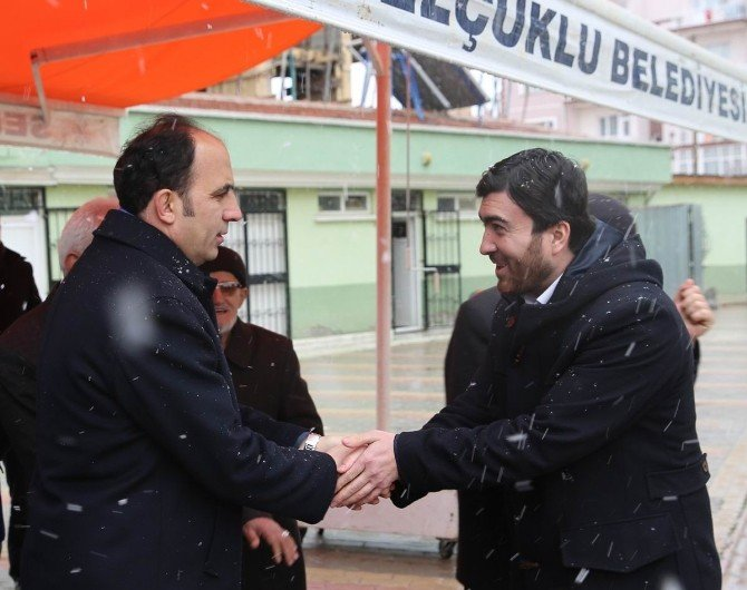 Başkan Altay Vatandaşla Buluşuyor