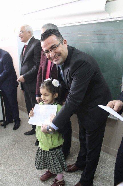 Siirt'te Karne Dağıtım Töreni Düzenlendi
