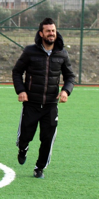 Ali Tandoğan, Amatör Takımla Antrenmana Çıktı