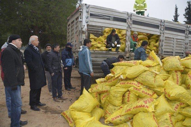 Yoksulların Kömürü Torbalı Belediyesi'nden
