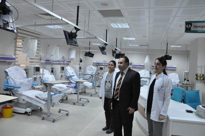 Hastanenin Çehresi Değişti