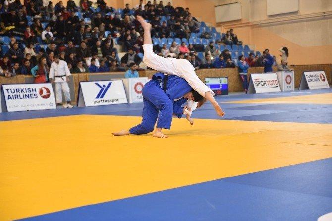 Türkiye Judo Şampiyonası Başladı