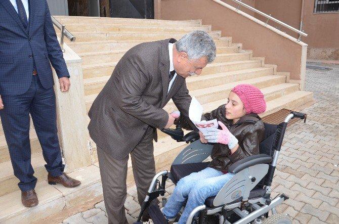 Viranşehir De 57 Bin 632 Bin Öğrenci Sömestr Tatiline Girdi