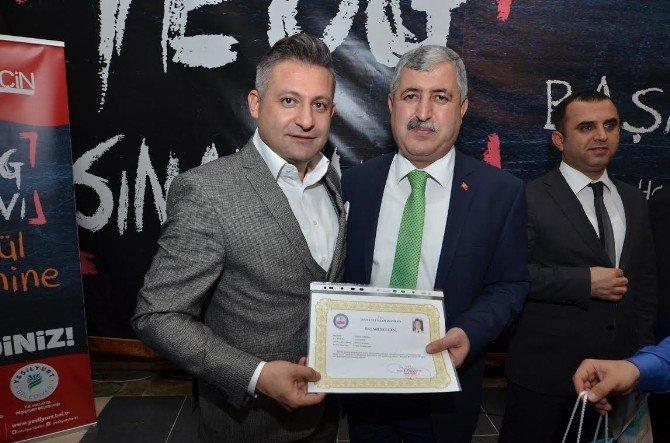 Yeşilyurt'ta Başarılı Olan Öğrenci Ve Öğretmenler Ödüllendirildi