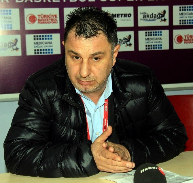 """Ayhan Avcı: """"Bu Maça Daha Fazla Bir Önem Verdik"""""""