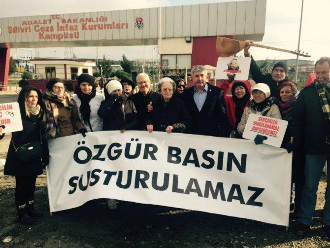 CHP'li Havutça: Basın özgürlüğünde anayasal güvence çok önemli