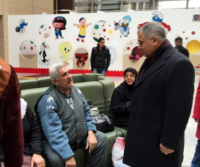 Milletvekili Boynukara, Adıyaman'da Çeşitli Toplantı Ve Ziyaretler Gerçekleştirdi