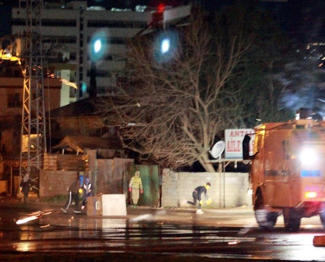 Antalya'da Terör Eylemine 1 Tutuklama