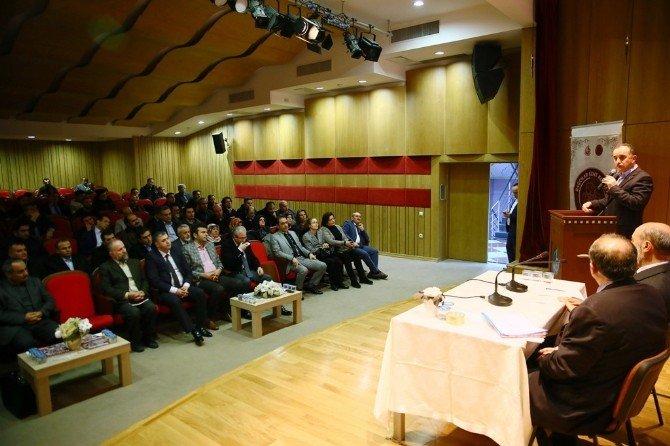 Kent Konseyi'nde Madde Bağımlılığı İle Mücadele Tartışıldı