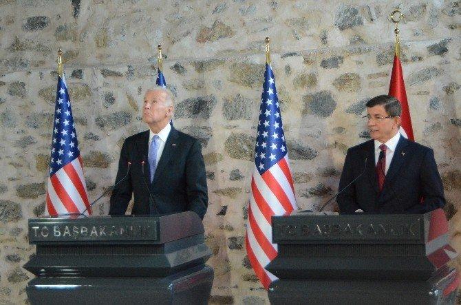 """Joe Biden: """"PKK Size Başka Bir Seçim Bırakmadı"""""""