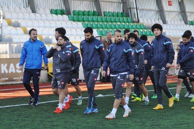 Bodrumspor Zara Belediyespor'u Konuk Ediyor