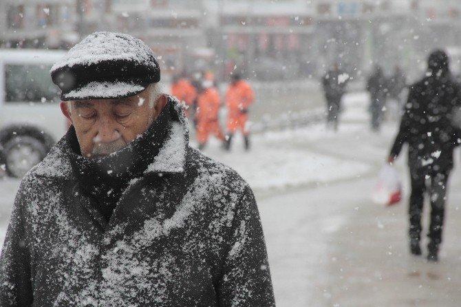 Bolu'da Kar Güzelliği