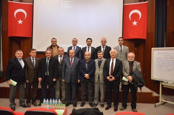 Büyükşehir Belediyespor'da Genel Kurul Heyecanı