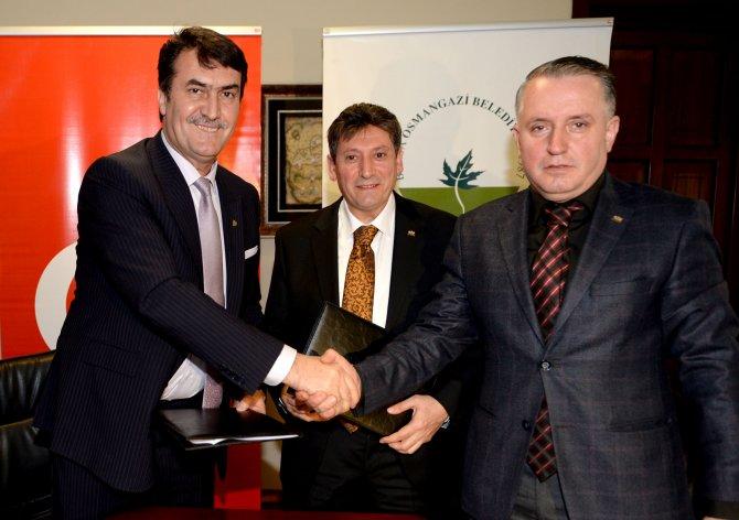 Osmangazi Belediyesi, Sosyal Denge Sözleşmesi imzaladı