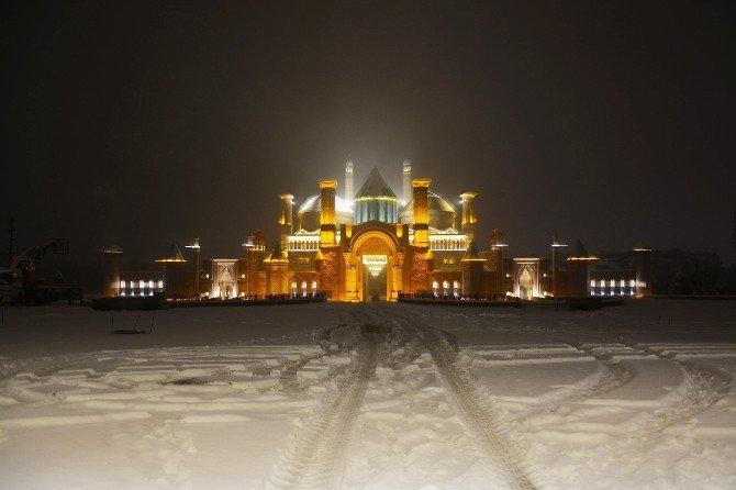Karda Ankapark Güzelliği