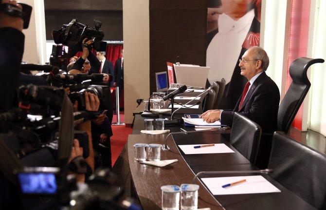 Kılıçdaroğlu: Özgürlükçü demokrasi oluşturmada sınıfta kaldık