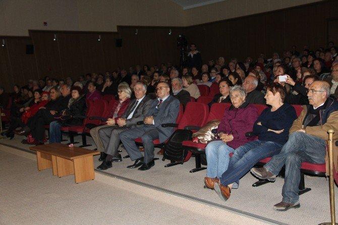 Dim-der'den Barış Konseri