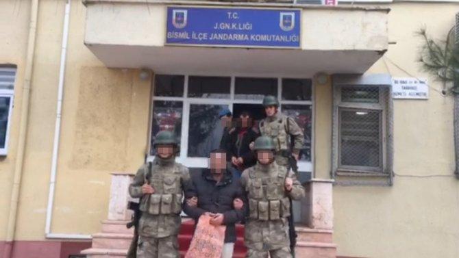 Diyarbakır'da YDG-H operasyonu