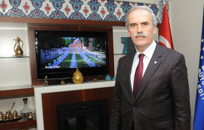 Bursa'nın güzelliklerinden yeni bir klip daha