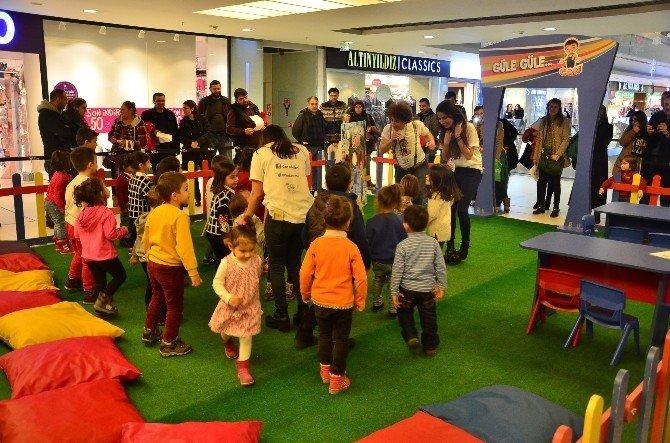 Esas 67 Burda AVM'den Çocuklara Can'lı Eğlence