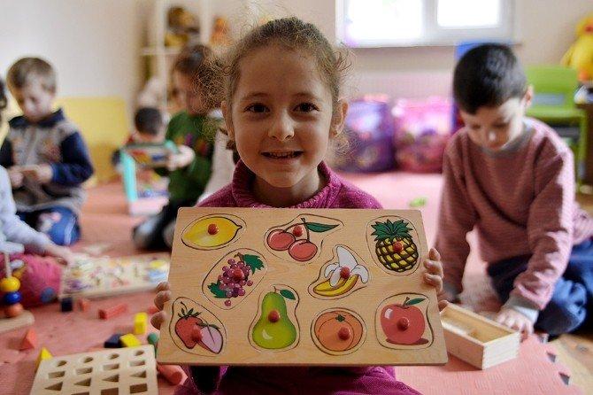 Esentepe Çocuk Sanat Ve Kültür Merkezi'ne Yoğun İlgi