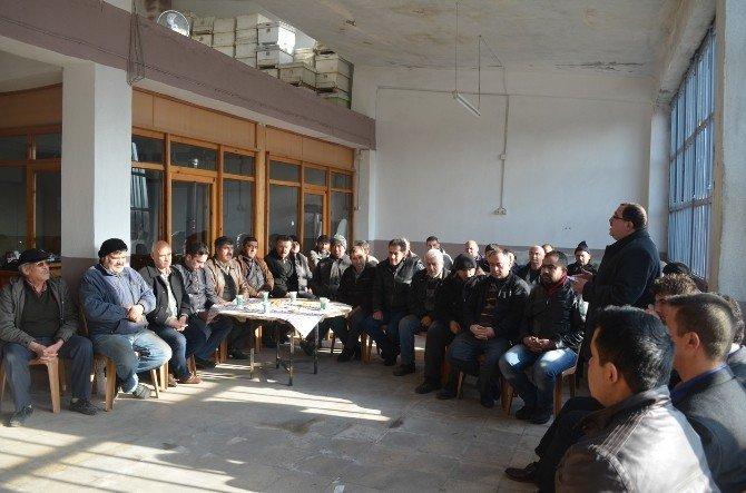Esnaf Odası, Sanayi Esnafı İle Buluştu