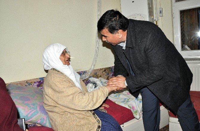 Emet Belediyesi'nden Hasta Ve Kimsesizlere Şefkat Eli