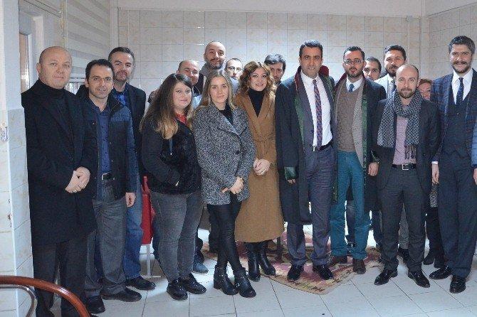 Fatsa'da Avukat Evi Açıldı