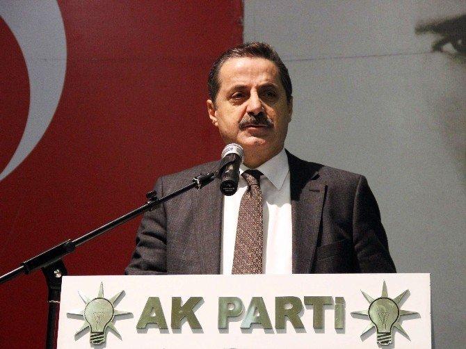Bakan Çelik Konya'da