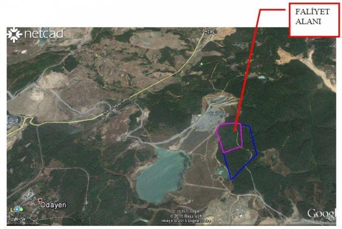 3. havalimanı için 2 orman arazisine kum ocağı kurulacak
