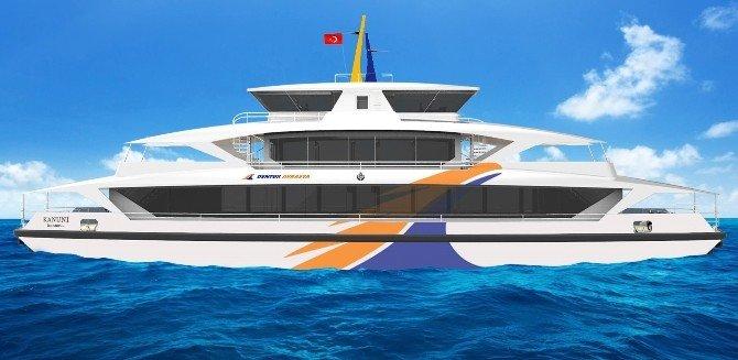 İzmir'in Gemileri İstanbul'un Hizmetinde