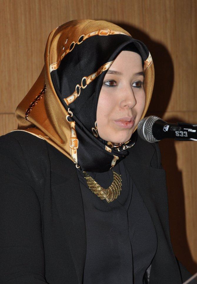 KADEM Antalya Şubesi'nden 'Kadın ve Medya' paneli