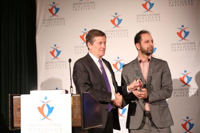 Kültürlerarası Diyalog Enstitüsü 'Barış ve Diyalog Ödülleri' sahiplerini buldu