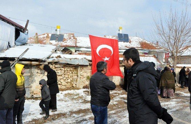 Afyonkarahisarlı Şehit Er Aydoğan Son Yolculuğuna Uğurlandı