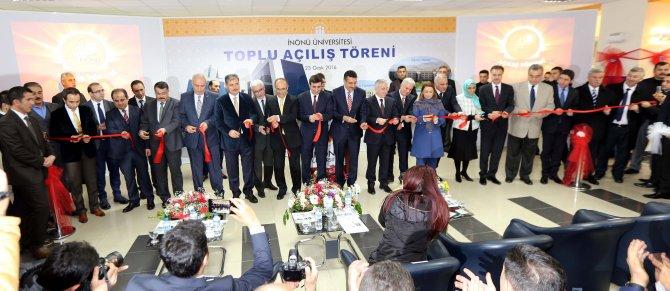Dünyanın ilk karaciğer nakli hastanesi Malatya'da açıldı