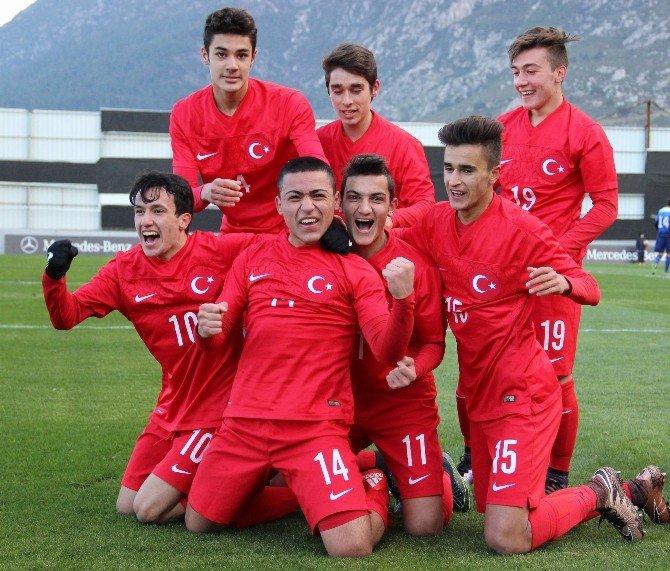 Ege Kupası'nda Şampiyonun Adı: Türkiye