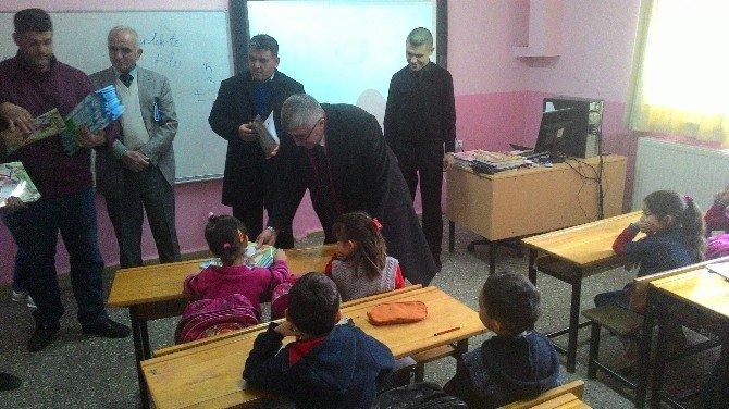 Büyükşehir, Minik Öğrencilerle Tohum Ekti