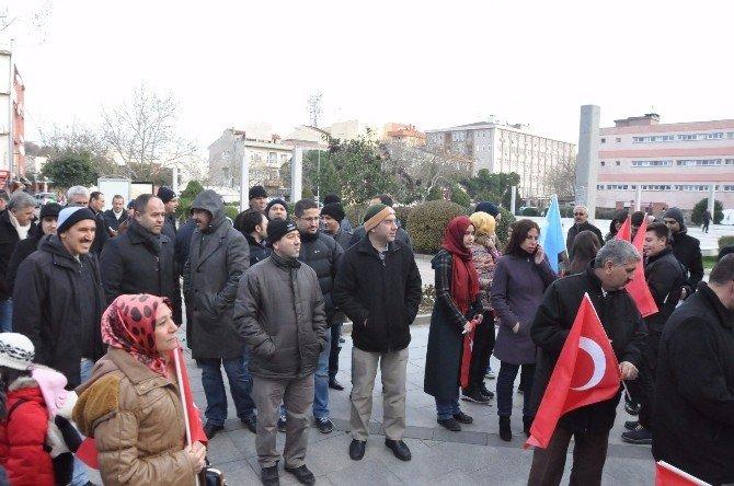 Çanakkale'den Bayırbucak Türkmenleri'ne Yardım Eli