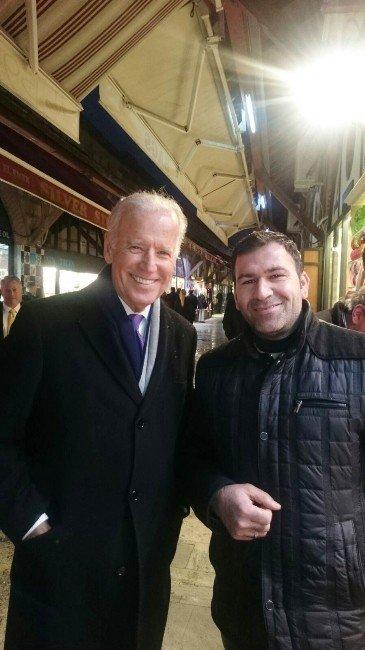 Arasta Çarşısında Alışveriş Yapan Joe Biden, Türk Usulü İndirim İstedi