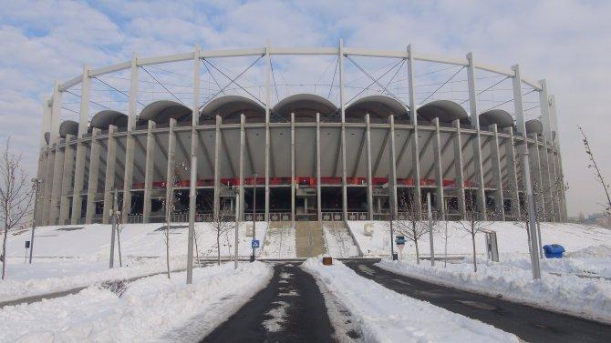 Romanya'nın en büyük stadı kapatıldı
