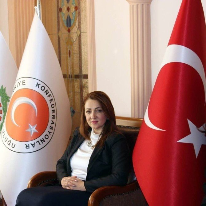 İş Kadını Prof. Dr. Yasemin Açık, Sankon Doğu Anadolu Bölge Başkanı Oldu