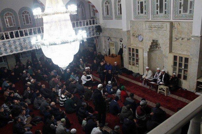 Siirt'te Şehit Polis İçin Camiyi Doldurdular