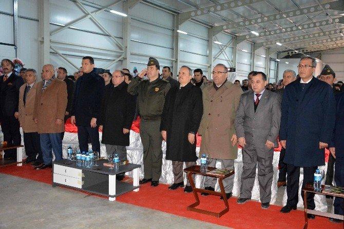 Muğla'da Soğuk Hava Depolarının Açılışı Törenle Yapıldı
